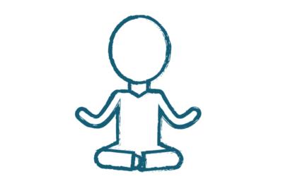 Hitta balans mellan att vara i nuet och sträva framåt