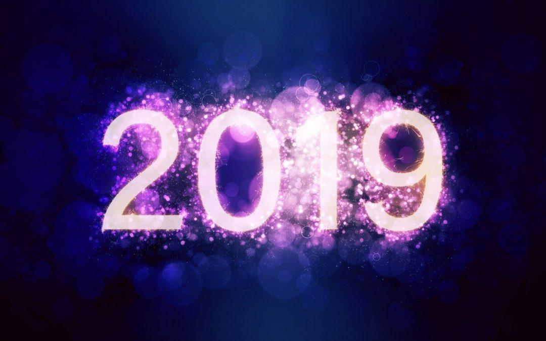 19 lärdomar från 2019